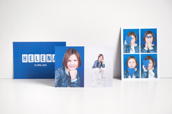 Helena-Communie kaartje