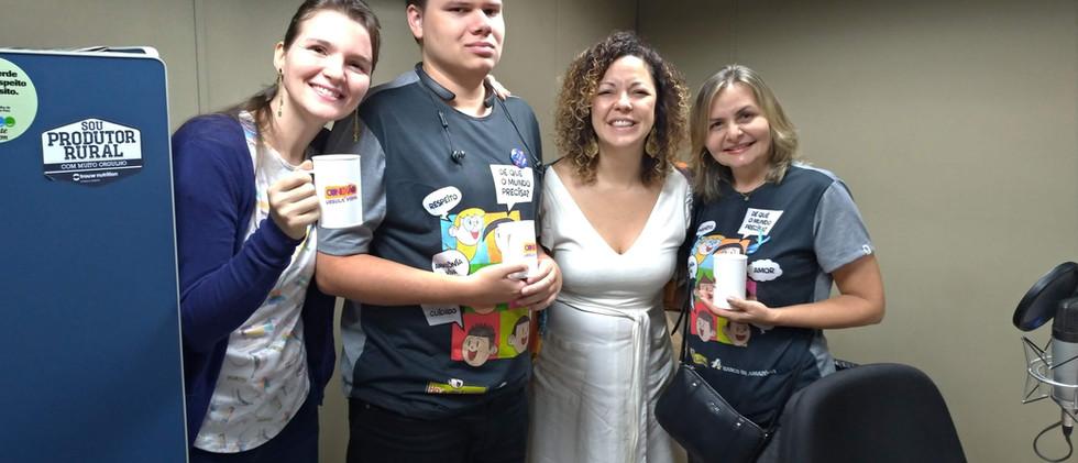 Entrevista com Ursula Vidal Hqs do Lucas