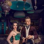 Интерактивное шоу с барабанами и танцем живота Челябинск