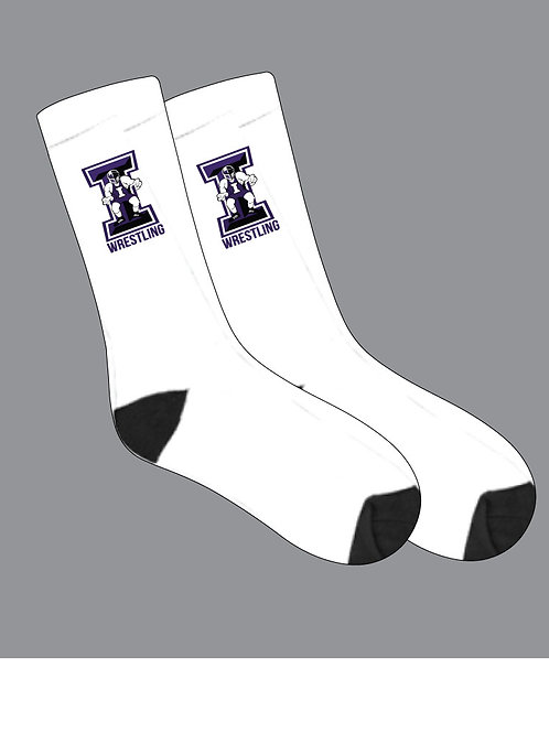 Socks w/logo