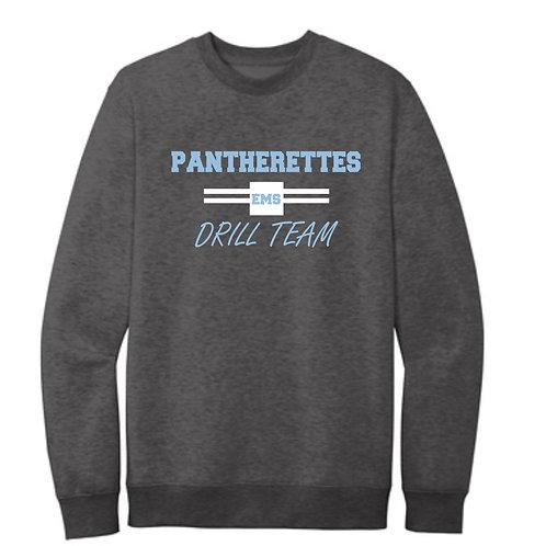District Dark Charcoal Crewneck Sweatshirt