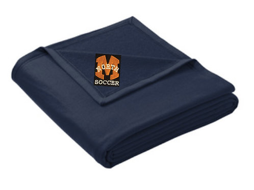 Oversized Fleece Sweatshirt Blanket