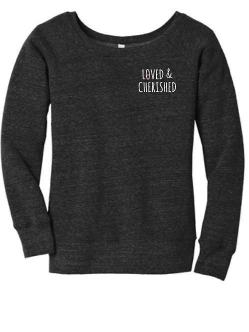 Mom's or Girl's Sweatshirt