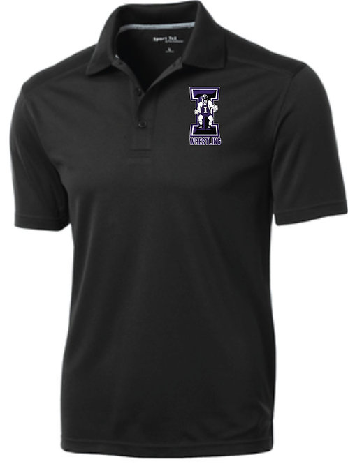 Sport Tek Men's Polo w/Embroidery