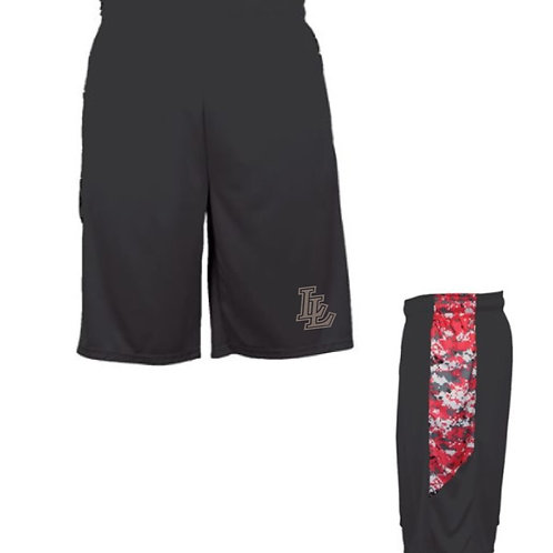 Badger Camo Shorts