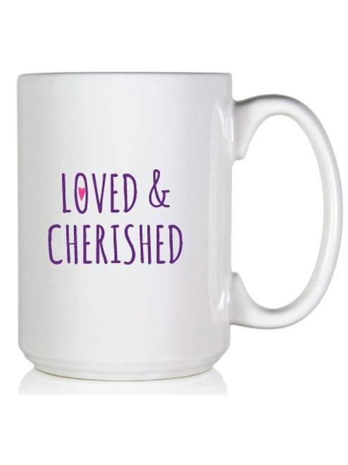 White 15oz Coffee Mug