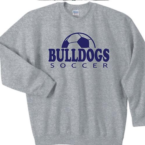Gildan Light Grey Sweatshirt