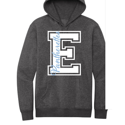 District Dark Charcoal Pullover Hoodie