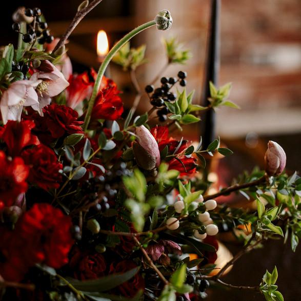 Sekrety Przyjęć kwiaty na ślub