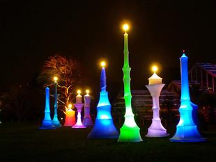 Candle Magick - Christmas at Kew 2016