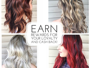 new loyalty rewards program!