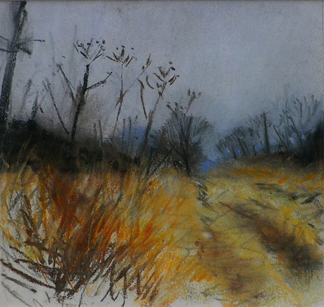 Study for Morning, Lanton Craigs Lane 2004