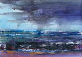 Storm offshore