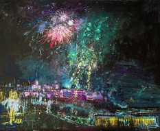 Fireworks, Edinburgh