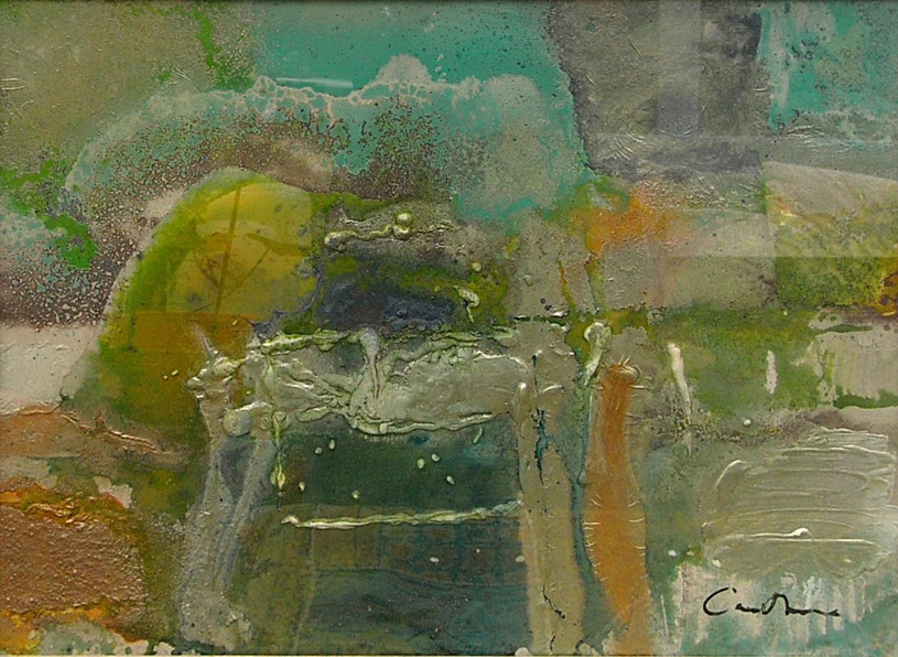 Landscape Abstraction II