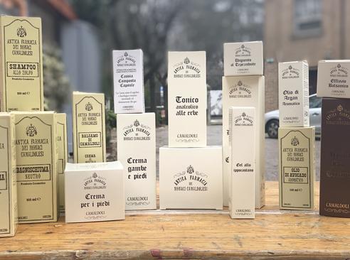 Antica Farmacia dei Frati Camaldolesi