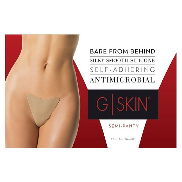 G_Skin Semi-Panty! Get yours now at www.