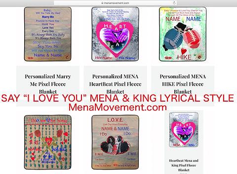MenaMovement Personlized Blankets.jpg