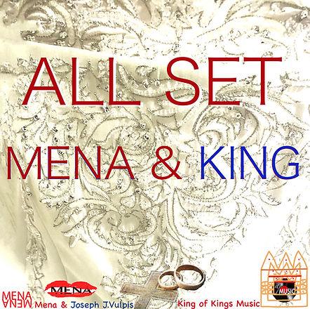 Mena and King L.O.V.E_
