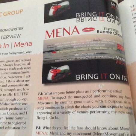 Read about Mena In PopImpressKA Journal Empowerment Issue