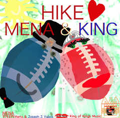 HIKE (the wedding) by Mena and King.