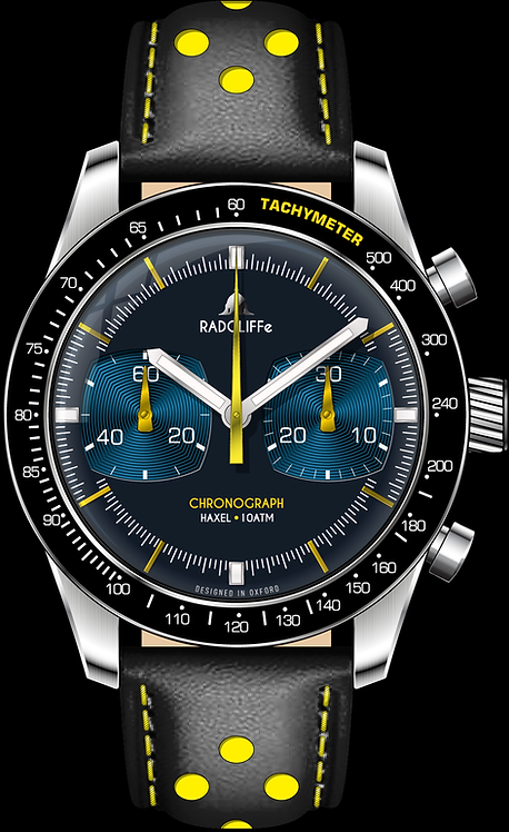 The RADCLIFFe HAXEL Chronograph