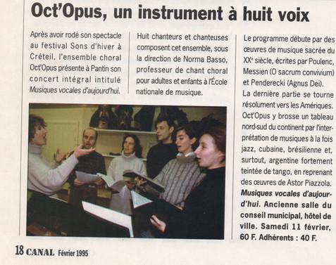 Oct'Opus