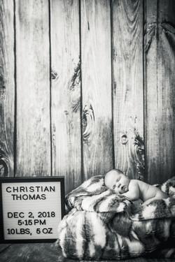 Newborn Photos Northern Michigan