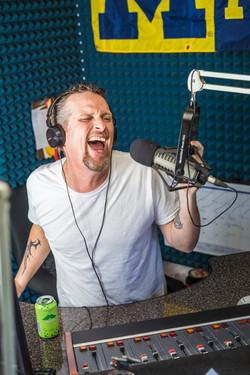 Radio DJ Headshot