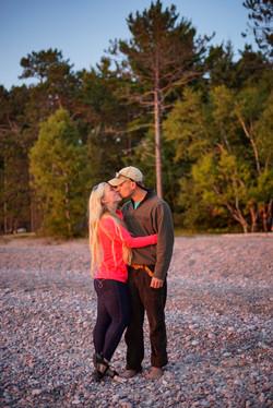 Engagement Photographer Traverse