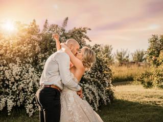 Rustic Michigan Wedding | Garrett & Jenny | Starry Night Barn Suttons Bay