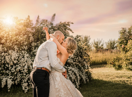 Rustic Michigan Wedding   Garrett & Jenny   Starry Night Barn Suttons Bay