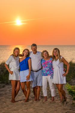 Traverse City Beach Family Photos