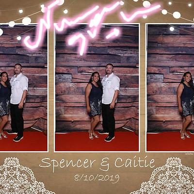 Caitie & Spencer