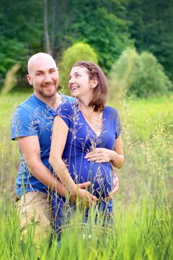 Traverse City Maternity Photos