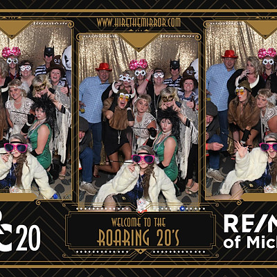 Re/Max Roaring 20's Party