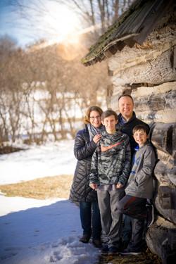 Up North Michigan Family