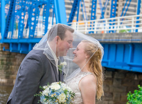 Grand Rapids Wedding Photographer | Cory and Jordan Highway