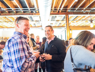 Drinks & Digital with Lead Plan Marketing at Mammoth Distillery