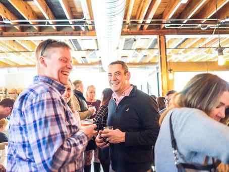 Drinks & Digital with Lead Plan Marketing at Mammoth Distillery