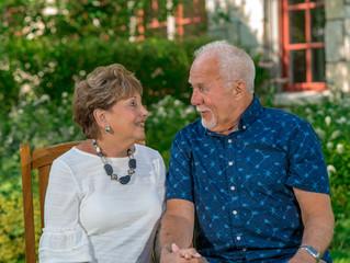 Crystal Mountain Family Photographer | 50th Wedding Anniversary | Extended Family Photos