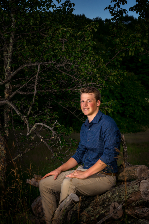 Senior Portraits Traverse City