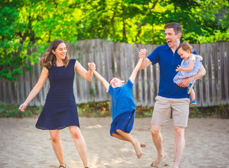 Traverse City Family Photos | Vacation Photography | Bryant Park