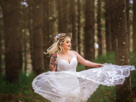 Northern Michigan Spring Wedding | Greg & Chloe Walkowiak | Pahls Pumpkin Patch