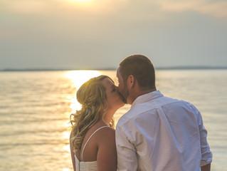 Northern Michigan Elopement | Vans Beach Leland Wedding Photographer