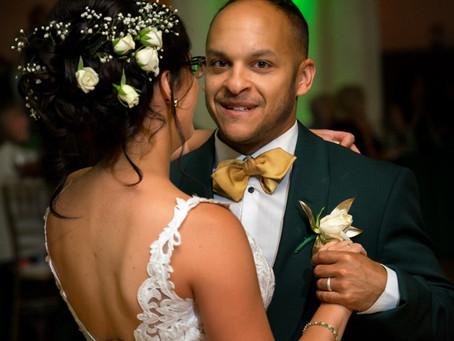 Michigan Wedding Photographer | Detroit Masonic Temple | Brad & Kristina
