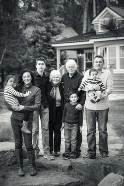 Family Photos Thanksgiving