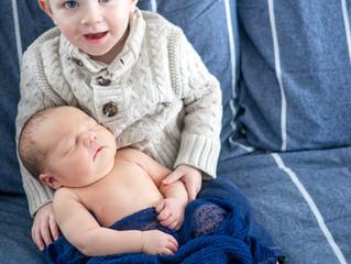 Traverse City Newborn Photography | Meet Christian!
