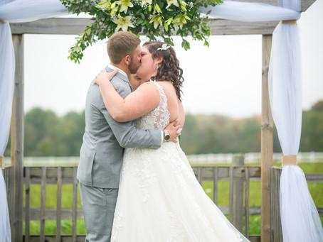 Traverse City Wedding Photographer | Cobblestone Farms ft. Joe & Emily Lewis