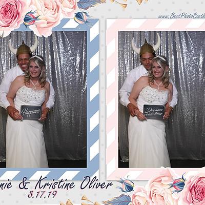 Bennie & Kristine Oliver